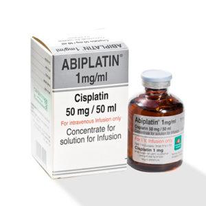 Абиплатин (Abiplatin) - Цисплатин (Cisplatin)