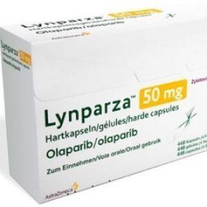Линпарза (Lynparza) - Олапариб (Olaparib)