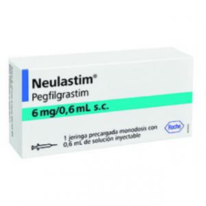 Неуластим (Neulastim) - Пэгфилграстим (Pegfilgrastimum)