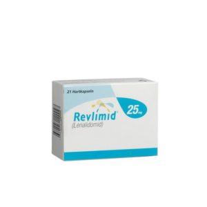 Ревлимид (Revlimid) - Леналидомид (Lenalidomide)