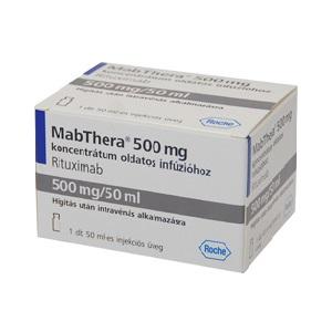 Мабтера (Mabthera) - Ритуксимаб (Rituximab)