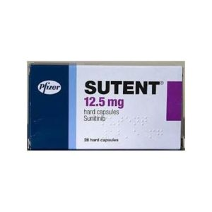 Сутент (Sutent) - Сунитиниб (Sunitinib)