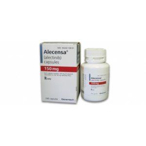 Алесенса (Alecensa)-Алектиниб (Alectinib)