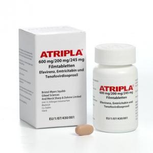 Атрипла (Atripla)