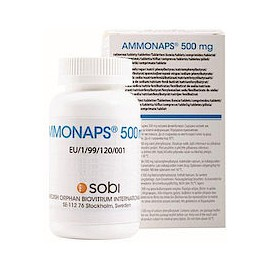 Аммонапс (Ammonaps) -Фенилбутират (Phenylbutyrate)