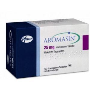Аромазин (Aromasin) - Экземестан (Еxemestane)