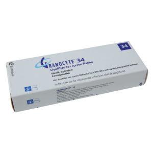 Граноцит (Granocyte) - Ленограстим (Lenograstim)