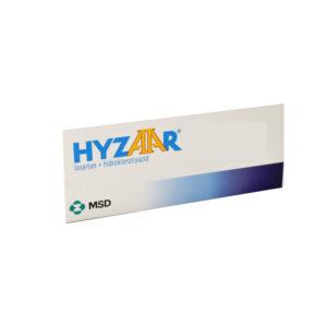 Гизаар Hyzaar -Лозартан, Гидрохлоротиазид (Losartan,Hydrochlorothiazide)