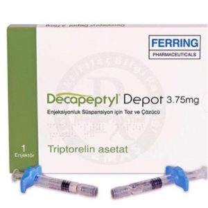 Декапептил Депо (Decapeptyl) - Трипторелин (Triptorelin)