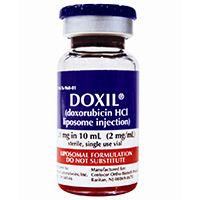 Доксил (Doxil) - Доксорубицин (Doxorubicin)