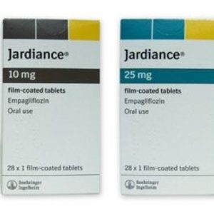 Джардинс (Jardiance) - Эмпаглифлозин (Еmpagliflozin)