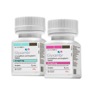 Гликсамби (Glyxambi) - Эмпаглифлозин, Линаглиптин (Empagliflozin, Linagliptin)