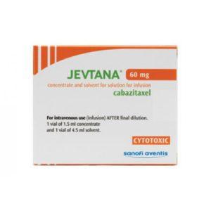 Джевтана (Jevtana) - Кабазитаксел (Cabazitaxel)