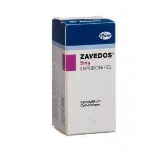 Заведос (Zavedos) - Идарубицин (Idarubicin)