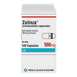 Золинза (Zolinza) - Вориностат (Vorinostat)