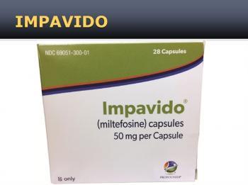 Импавидо (Impavido) - Милтефозин (Miltefosine)