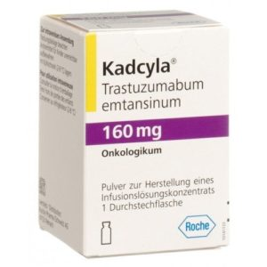 Кадсила (Kadcyla) - Трастузумаб Эмтанзин (Trastuzumab)