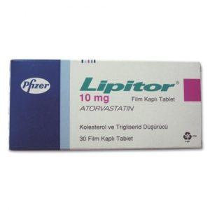 Липитор (Аторвастатин)