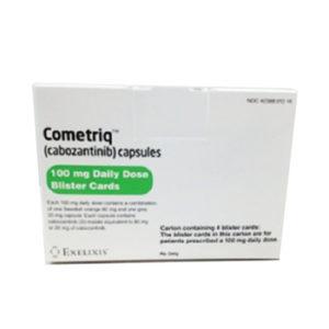 Кометрик (Кабозантиниб)