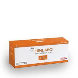 Нинларо (Иксазомиб)
