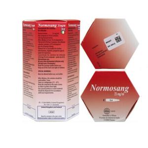 Нормосанг (гемин)