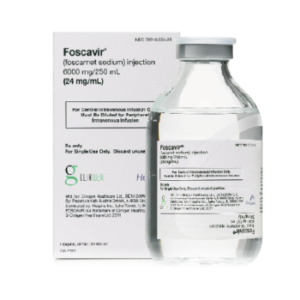 Фоскавир (Фоскарнет натрия)