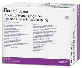 Флудара (Флударабина фосфат)