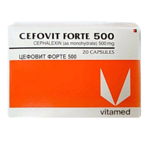 Цефовит форте (Цефалексина моногидрат)